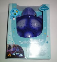 Cloud B Twilight Turtle Purple NIB London