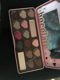 black and brown eyeshadow palette Stockton, 95215