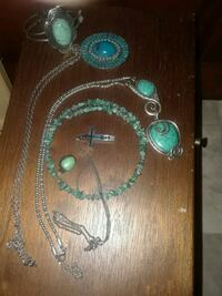 Turquoise jewelry, not negotiable  Revere, 02151