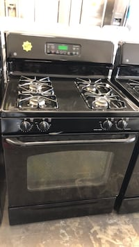 GE gas Stove four months warranty