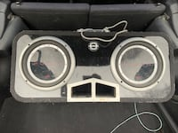 Subwoofer - FIRST $200 TAKES IT Mississauga, L5L 5Z5