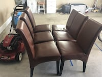 6 Parsons Chairs from Grandin Road Dayton, 45458