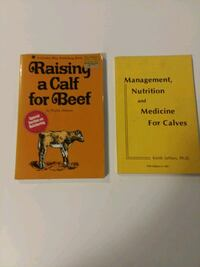 Calf Raising Books Hagerstown