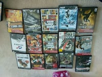 assorted ps2 games