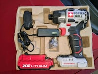 Impact drill Porter Cable  Mississauga, L5V 2Y6