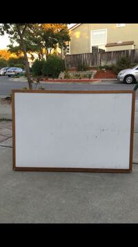 white and brown wooden board San Jose, 95135