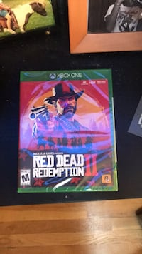 Red dead redemption 2 (Xbox game) New York, 11233