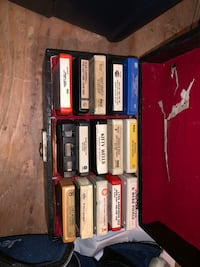 Old 8 Track Tapes Accord, 12404