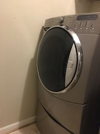 Front Load Washer - Parts Only - Kenmore Elite (Whirlpool) Germantown, 20874