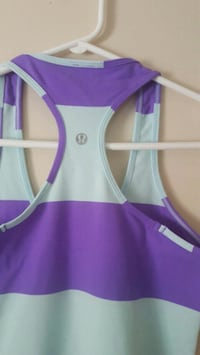Lululemon racer back