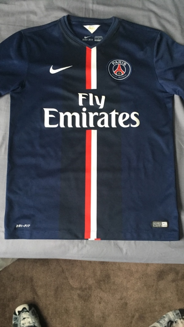 Maillot officiel PSG Nike 2014/2015 taille M