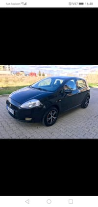 2007 Fiat Grande Punto 1.4 FIRE 77 HP ACTIVE DAB ABS AC 5K