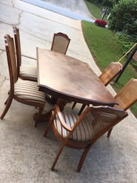 Dining TABLE & 6 Chairs -Price Drop Brookhaven