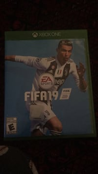 fifa 19 game in good condition  Mississauga