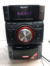 Sony radio/cd player St. Catharines, L2N 2C1