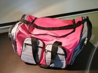 Sports Travel Duffel Gym Bag for Men Women with Shoes Compartment - Mouteenoo Richmond