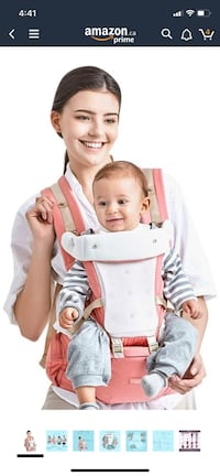 Brand new baby carrier  Calgary, T2Y 3G6