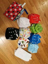 Awesome Blossom diapers Milton, L9T 2A7