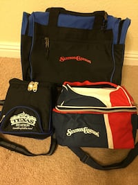 Travel bag & 2 Lunch bags
