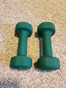 5lb Free Weights