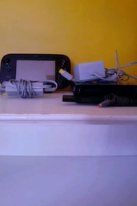 Wii u and game pad set