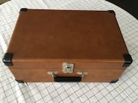 Crosley Model CR49 Portable Suitcase Turntable Record Player