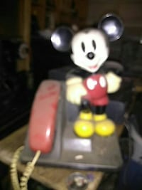 Mickey mouse home phone