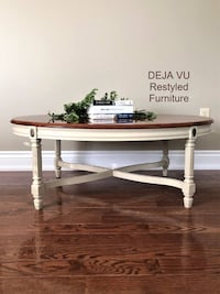 FRENCH COUNTRY COFFEE TABLE (OVAL) Toronto