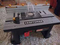 Craftsman Professional Router Table Vancouver, 98683