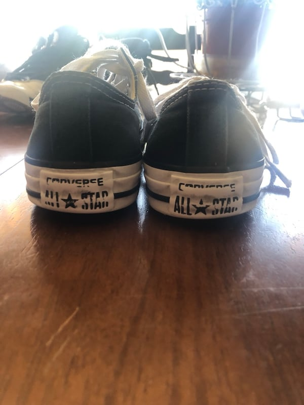 GENTLY USED CONVERSE  0