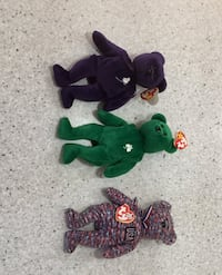 Beanie babies $30 a piece must pick up Kingston, 12401