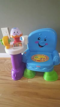 Fisher price learning chair with music Columbia, 29223