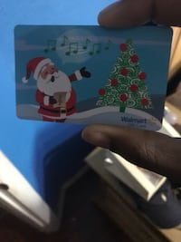 I have a $130 Walmart gift card that I'm selling for 100  794 mi