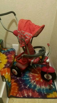 Radio flyer toddler's trike