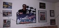 NASCAR posters Bristow, 20136