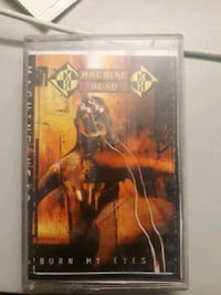 Machine head kaset