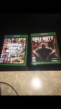 Two xbox one games  Avondale, 85323
