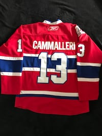 Mike Cammalleri Montreal Canadiens jersey Châteauguay, J6K