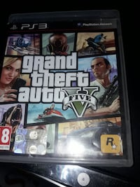 Grand Theft Auto Five Custodia per Sony PS4 Roma, 00132