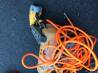 yellow and black corded power tool Washington, 20024