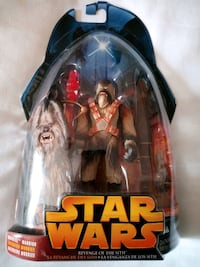 Figurine STAR WARS Revenge Of The Sith - Guerrier  Montreal, H4N 2K1