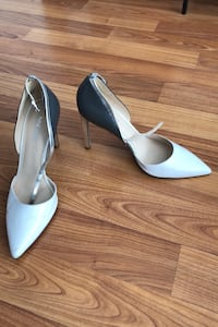 Size 8.5 Nine West shoes black and grey  Chicago, 60611
