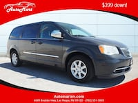 Chrysler Town & Country 2011 Las Vegas