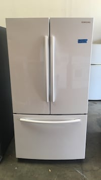 white french-door refrigerator Concord, 94520