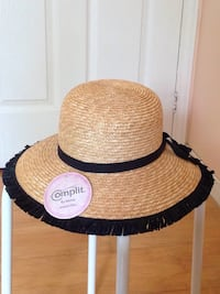 Brand new, made in Italy stylish Sun hat