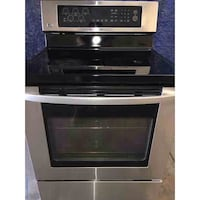 LIKE NEW - LG Stove w/ Convection Oven Garland, 75044