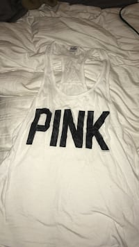 white Pink by Victoria's Secret tank top Peoria, 61615