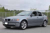 BMW - 325i - 2005 manual Burnaby