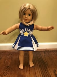 """18"""" doll cheer outfit Columbus, 31904"""