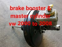 Booster and master cylinder vw Toronto, M3J 2B9